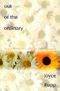 Out of the Ordinary Paperback