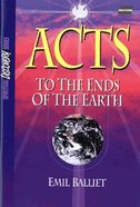 Acts (Study Guide) (Spiritual Discovery Study Series)
