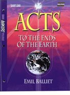 Acts (Leaders Guide) (Spiritual Discovery Study Series)
