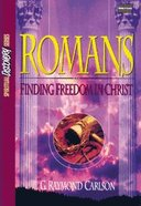 Romans (Leader's Guide) (Spiritual Discovery Study Series)