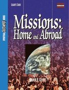 Missions (Leader's Guide) (Spiritual Discovery Study Series)