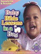 Baby Bible Lessons in a Bag