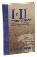 I & II Corinthians (Logion Press Commentary Series) Hardback