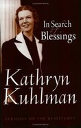 In Search of Blessings Paperback