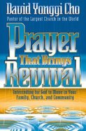 Prayer That Brings Revival Paperback
