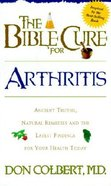 The Bible Cure For Arthritis eBook