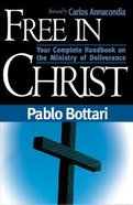 Free in Christ Paperback