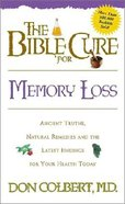 Bible Cure: Memory Loss