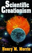 Scientific Creationism Paperback