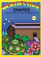 Noah's Ark Shapes Paperback