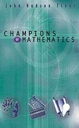 Champions of Discovery: Champions of Math Paperback