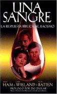 Una Sangre (One Blood) Paperback