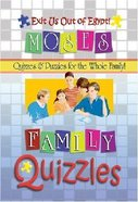 Family Quizzles: Exit Us Out of Egypt!