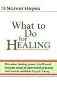 What to Do For Healing eBook