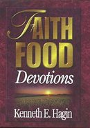 Faith Food Devotions Hardback