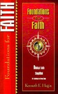 Foundations For Faith (Spiritual Growth Study Series)