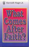 What Comes After Faith? Paperback
