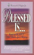 Blessed is Paperback