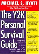 Y2K Personal Survival Guide Hardback