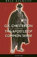 K Chesterton Paperback