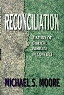 Reconciliation Paperback