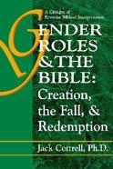 Gender Roles & the Bible Paperback