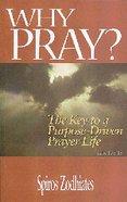 Why Pray? Paperback