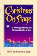 Christmas on Stage Paperback