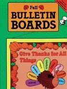 Bulletin Boards: Fall Paperback