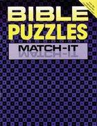 Match-It (Bible Puzzles Series) Paperback