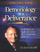 Demonology & Deliverance (Study Guide) (Vol 2) Paperback