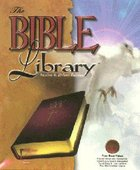 Bible Library CDROM:4.0 Deluxe Edition