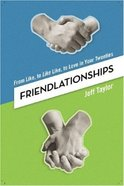 Friendlationships Paperback