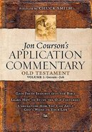 Old Testament 1 - Genesis-Job (Courson's Application Commentary Series) Hardback