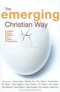 The Emerging Christian Way Paperback