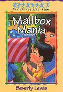 Mailbox Mania (#09 in Cul-de-sac Kids Series)