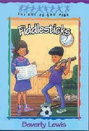 Fiddlesticks (#11 in Cul-de-sac Kids Series) Paperback