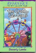 The Crabby Cat Caper (#12 in Cul-de-sac Kids Series) Paperback