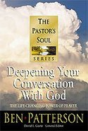 Pastor's Soul: Deepening Your Conversations With God Hardback