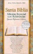 Biblia Edicion Especial Con Referencias Rvr Negro Edicion ) (Special Reference (Black Letter Edition) Bonded Leather