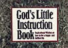 God's Little Instruction Book Paperback