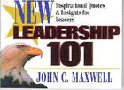 New Leadership 101 Paperback