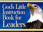 God's Little Instruction Book For Leaders Paperback
