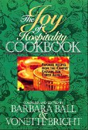 The Joy of Hospitality Cookbook