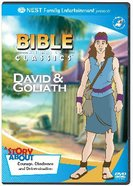 David & Goliath (Bible Animated Classics Series)