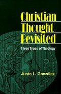 Christian Thought Revisted Paperback