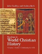 Readings in World Christian History Paperback