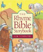 Rhyme Bible For Toddlers Hardback