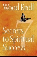 Secrets to Spiritual Success Hardback