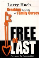 Free At Last (Book Only) Paperback